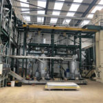 Installation of Kahl Pelleting Plant for Bio Fuel, Cambridge