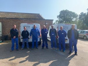 Our Process Plant Engineers on UK & World Wide Sites